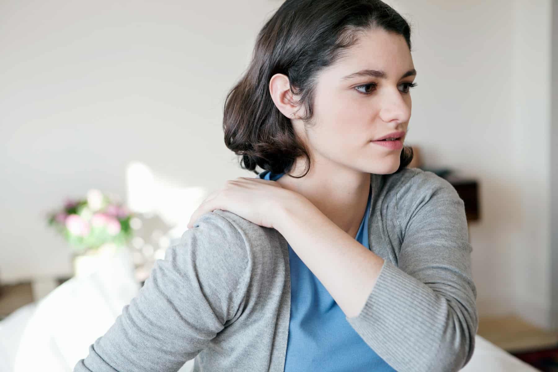 supraspinatus tear shoulder pain