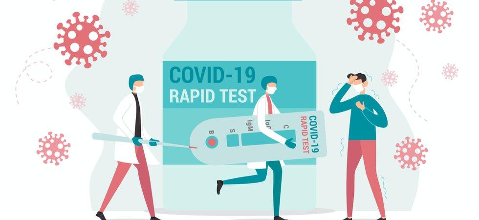 rapid covid antibody antigen test